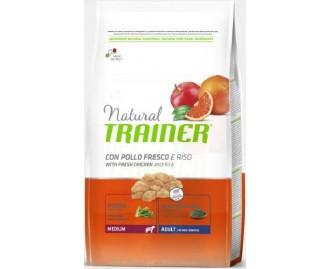 Natural Trainer Puppy & Junior Medium Trockenfutter für Welpen