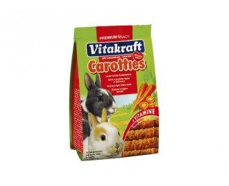 Vitakraft Karottis snack für Kaninchen mini