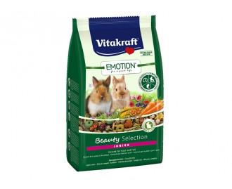 Vitakraft Emotion Funcional Kids Nahrung für Kaninchen mini junior