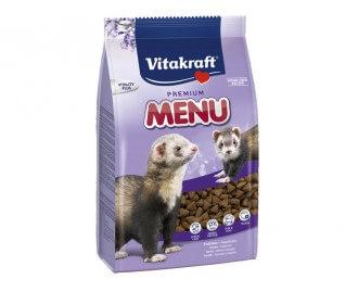 Vitakraft Menù Trockenfutter für Frettchen