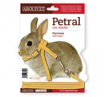 Petral con tirador para roedores