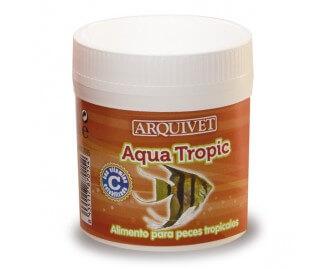 Arquivet Aqua Tropic alimento para peces tropicales