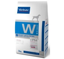 Veterinary HPM Dog Weight W2 Loss & Control
