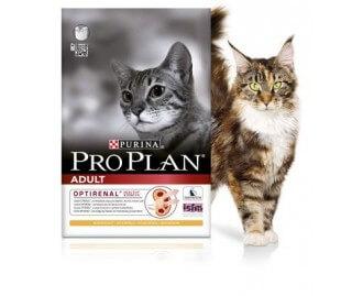 Proplan Huhn und Reis Trockenfutter für Katzen