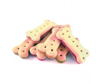 Galletas sandwich hueso snacks para perros