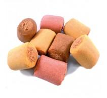 Galleta colored rolls snacks para perros