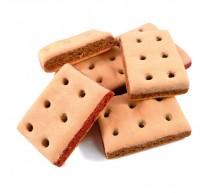 Galleta sandwich rectangulo snacks para perros