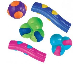 KONG DuraSoft Klee Spielzeug für Welpen
