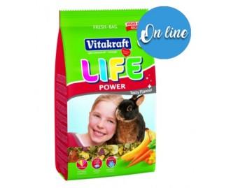Vitakraft LIFE Power für Zwergkaninchen