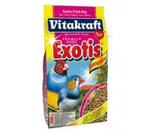 Vitakraft Premium Menü für exotische Vögel