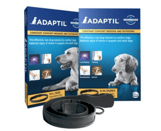 Adaptil Hundehalsband zur Beruhigung