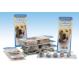Arquivet natürliche Snacks von weissem Fisch für Hunde