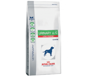 Royal canin urinary low purine Diät für Hunde