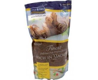 Fish4cats Trockenfutter für Katzen Makrele
