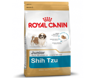 Royal canin Shih tzu junior Trockenfutter für junge Shih tzu