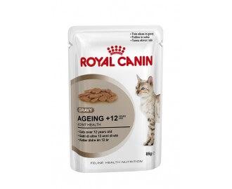 Pack 12 sobres Royal canin comida humeda gato