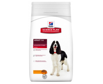 Hills Adult Advance Fitness Lamm und Reis Science Plan Trockenfutter für Hunde