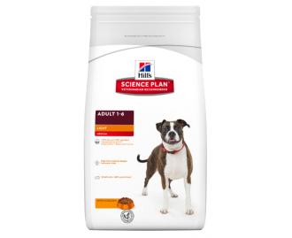 Hills Adult Light mit Huhn Science Plan Trockenfutter für Hunde