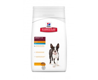 Hills canine adult mini light Science Plan Trockenfutter für Hunde