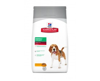 Hill's Science Plan Perfect Weight Canine medium Trockenfutter für Hunde