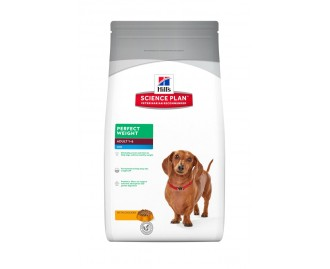 Hill's Science Plan Perfect Weight Canine mini Trockenfutter für Hunde