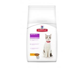 Hill's SP, Senior 11+ Healthy Ageing, Trockenfutter für Katzen