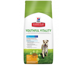Hill's SP Canine Adult 7+ Youthful Vitality Mini mit Huhn und Reis