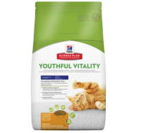 Hill's SP Feline Adult 7+ Youthful Vitality Huhn und Reis für Katzen