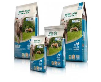 Bewi Dog Junior Trockenfutter für junge Hunde