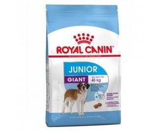 Royal Canin giant junior Trockenfutter für riesige Hunde 15 kg