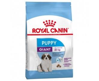 Royal Canin giant puppy 15 kg Trockenfutter für Welpen grosser Rasse