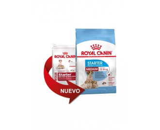 Royal Canin medium starter mother&babydog Trockenfutter für Hunde mittel grosser Rassen