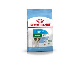 Royal Canin mini junior Trockenfutter für Hunde kleiner Rassen