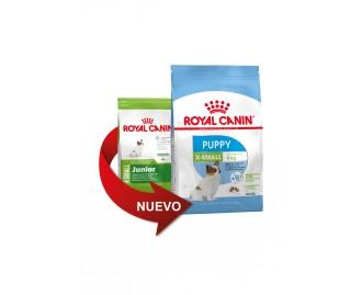 Royal canin X-small Junior Trockenfutter für Hunde mini/toy
