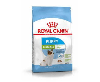Royal canin X-small Junior Trockenfutter für Hunde mini/toy