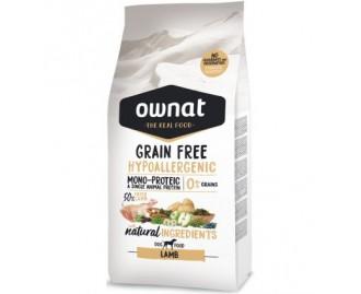 Maxima Hypoallergenic grain free Lamm Trockenfutter für Hunde