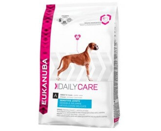 Eukanuba Daily Care Sensitive Joints für Gelenkstörungen