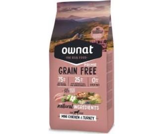 Maxima Grain Free mini Adult Trockenfutter für Hunde