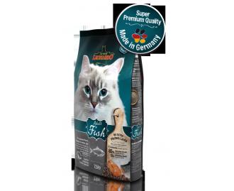 Leonardo Adult Fisch & Reis Trockenfutter für Katzen