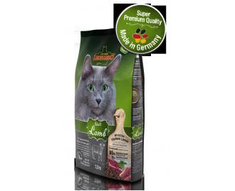 Leonardo Adult Lamm & Reis Trockenfutter für Katzen