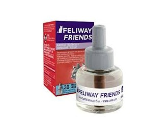 Feliway Friends Diffusor für Katzen