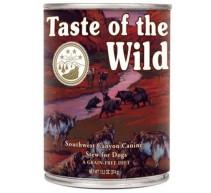 Taste of the Wild Southwest Canyon comida húmeda para perros (Latas)