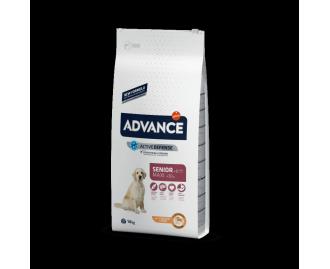 Advance Senior Large breed Huhn und Reis Trockenfutter für ältere Hunde grosser Rassen