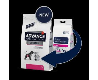 Advance urinary canine Diät für Hunde