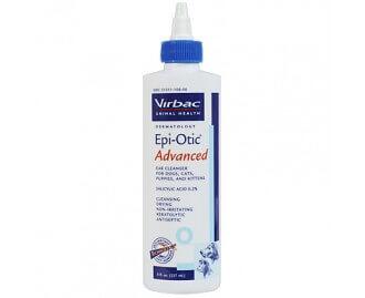 Virbac Epi-Otic Reinigung der Ohren für Hund und Katze