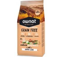 Maxima Ownat Prime Grain Free junior cordero pienso para cachorros