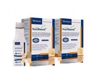 Virbac Nutribond Nahrungsmittelzusatz für den Hund im Genesungsprozess