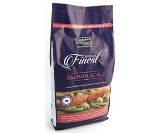 Fish4Dogs Finest Complete Salmon Trockenfutter für Hunde