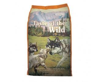 Taste of Wild High Prairie Puppy Formula Kroketten für Welpen