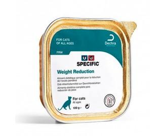 Specific FRW Weight reduction Nassfutter für übergewichtige Katzen oder mit diabetes